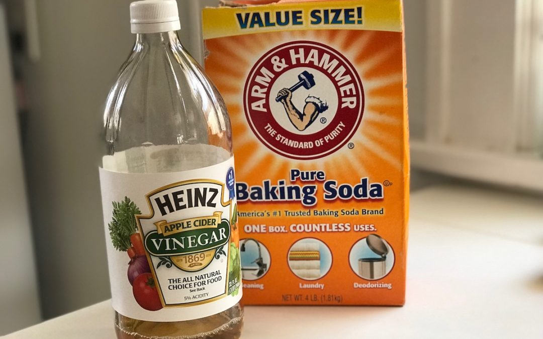 Spring Cleaning With Baking Soda And Vinegar Ironwood
