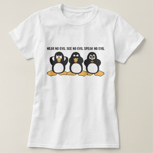 Three Wise Penguins Products