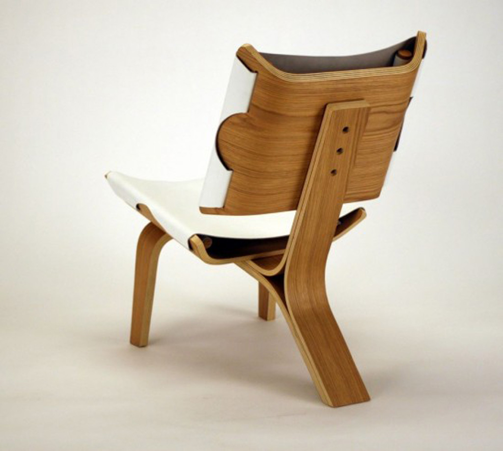Unusual Wooden Chairs Contemporary Seating Furniture Iroonie