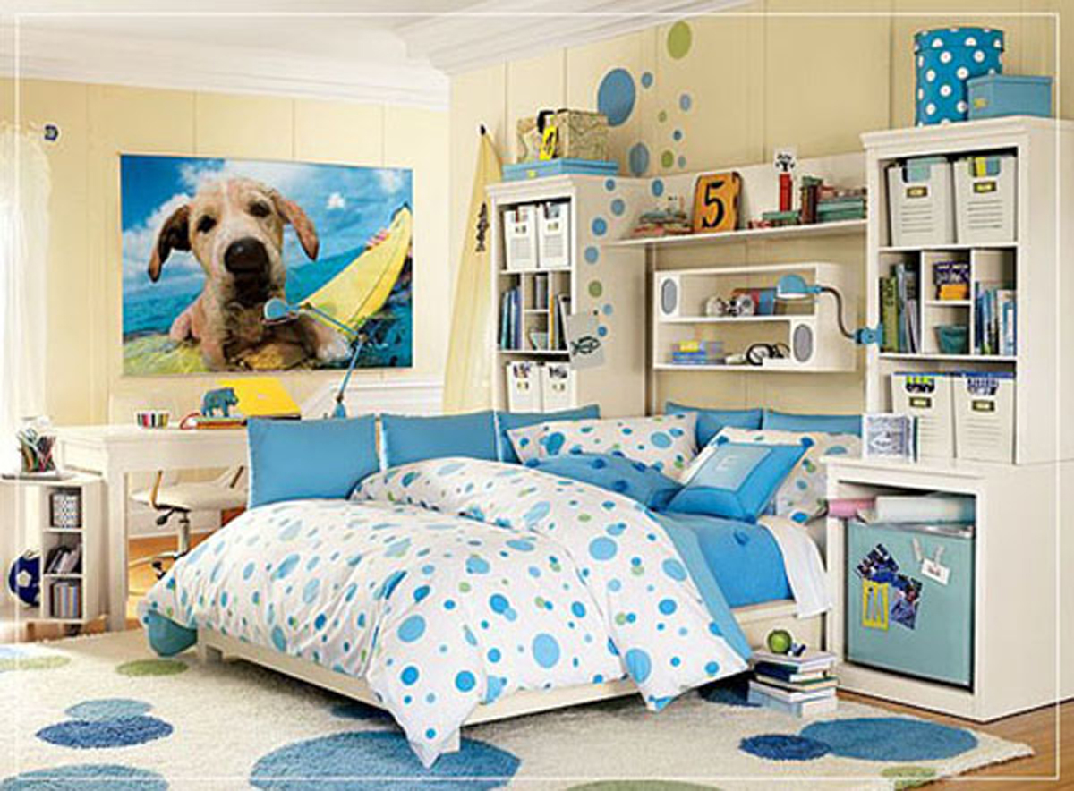 Teen Bedrooms Colorful Teen Room Decor Ideas Iroonie