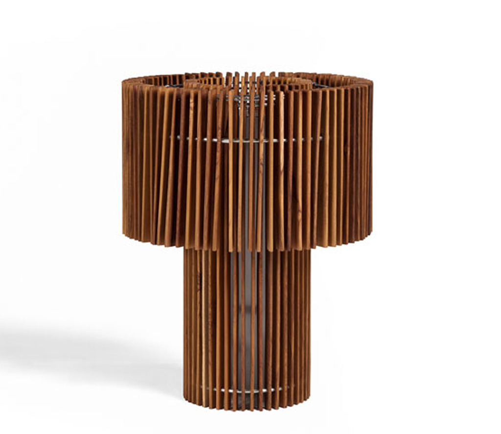 Wooden Table Lamps Designs Innovative Wood Table Lamp Applications Iroonie