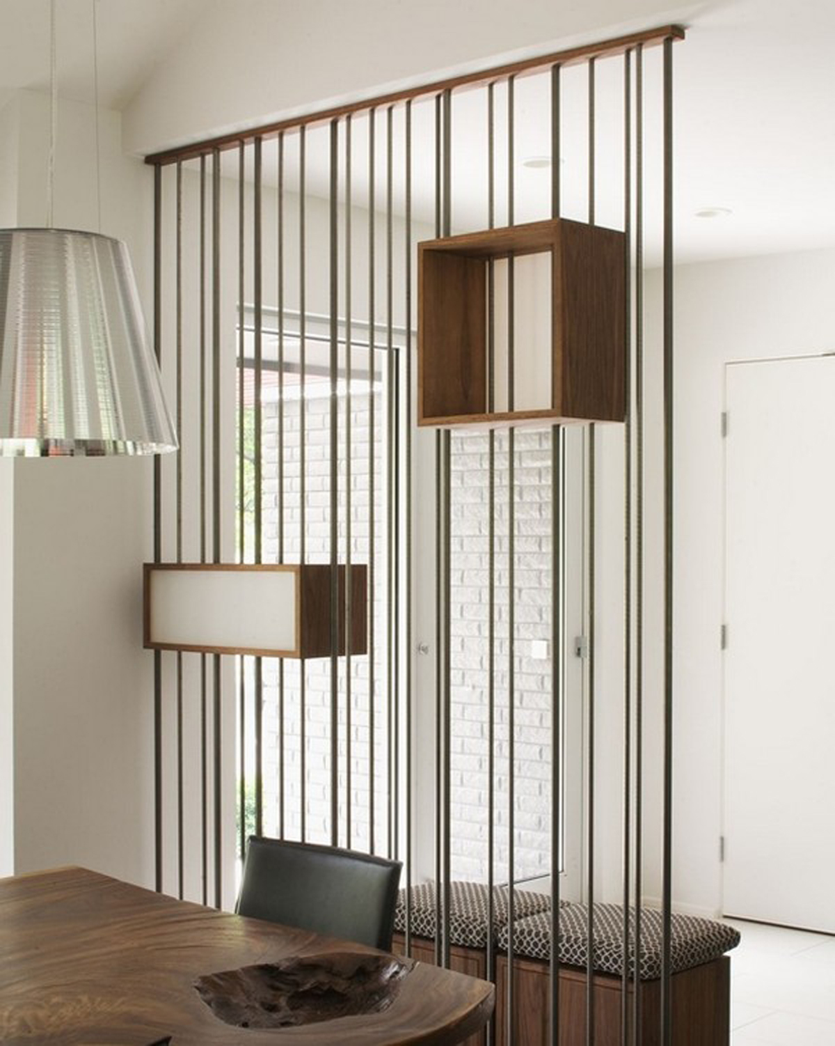 Divider Design For Small House Functional Room Divider Ideas Iroonie