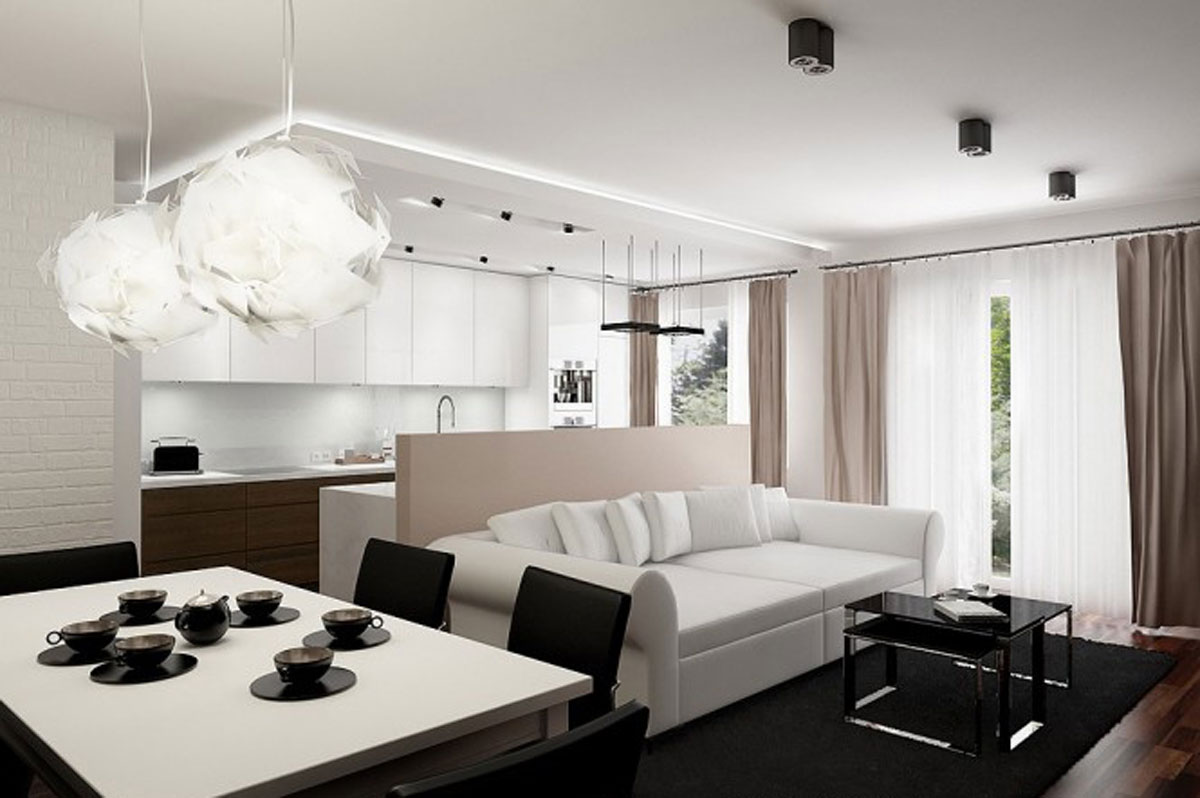 Small Apartment Designs Modern Small Apartment Designs Iroonie