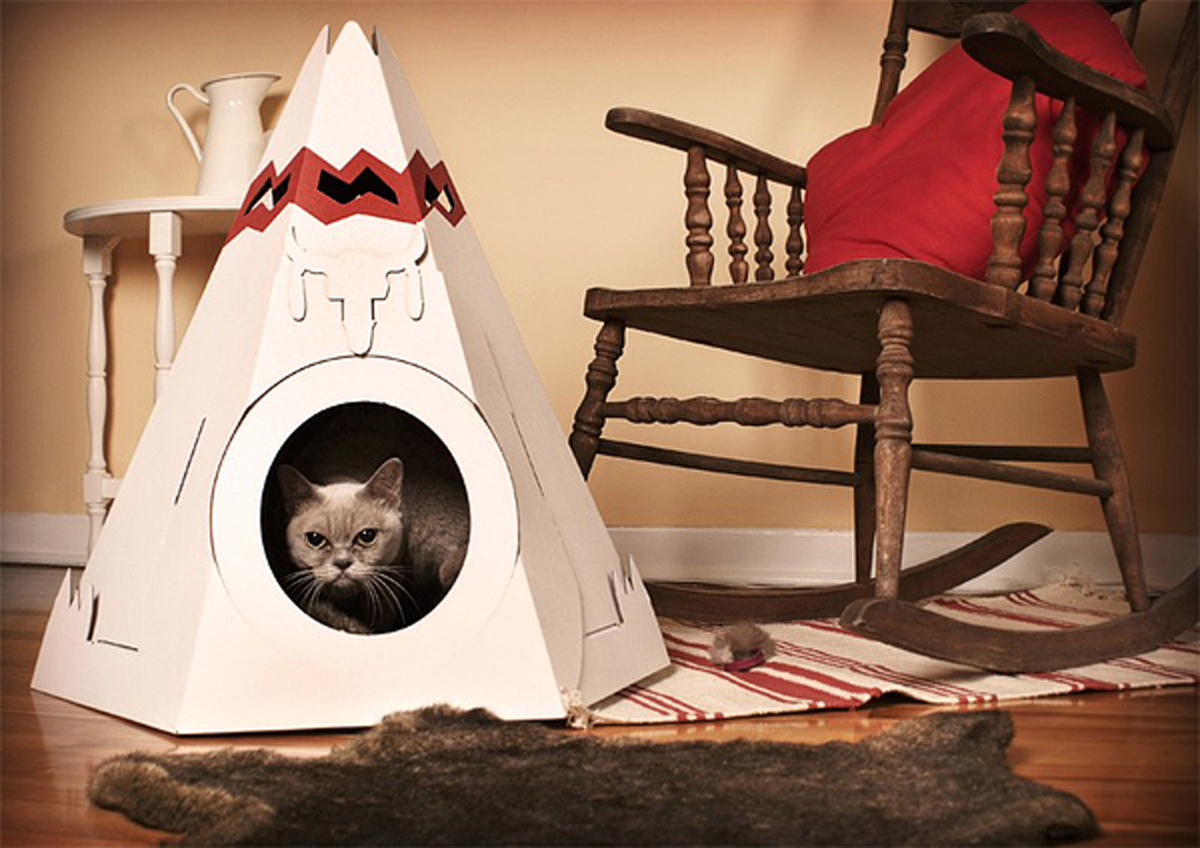 Nice Cat Furniture Nice Cat House Designs Iroonie