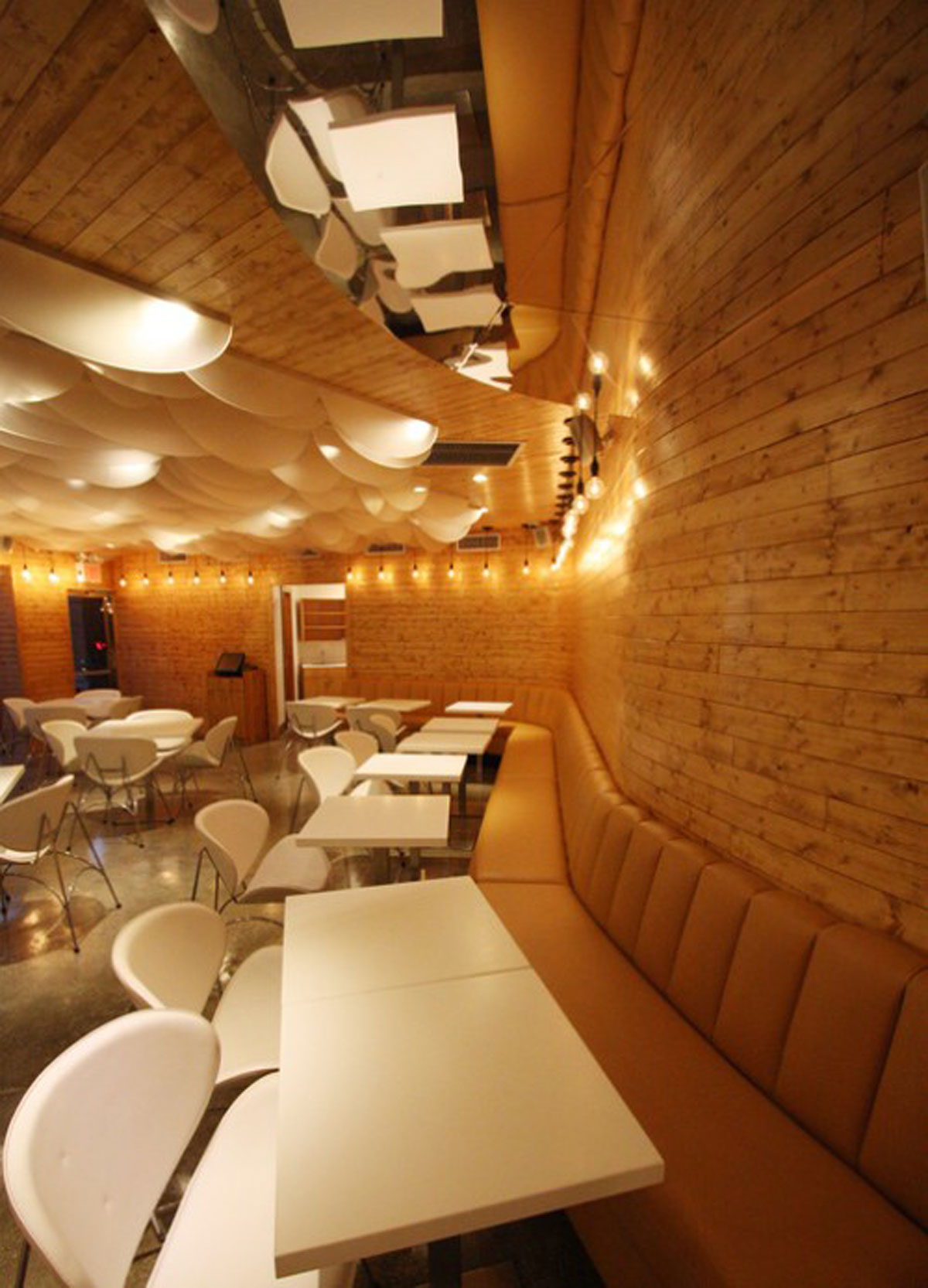Kitchen Design Queens Ny Nice Cafe And Restaurant Interior Iroonie