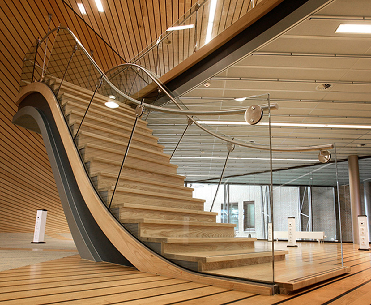 Staircases Design Contemporary Staircase Interior Design Iroonie