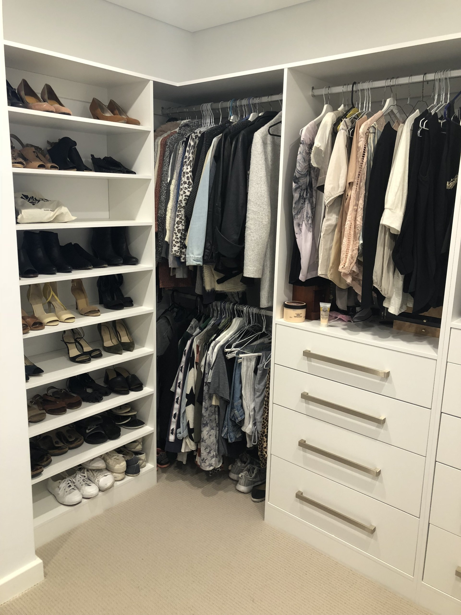 The Wardrobe Perth Custom Built Wardrobes Closets Dressing Rooms Perth Uzit