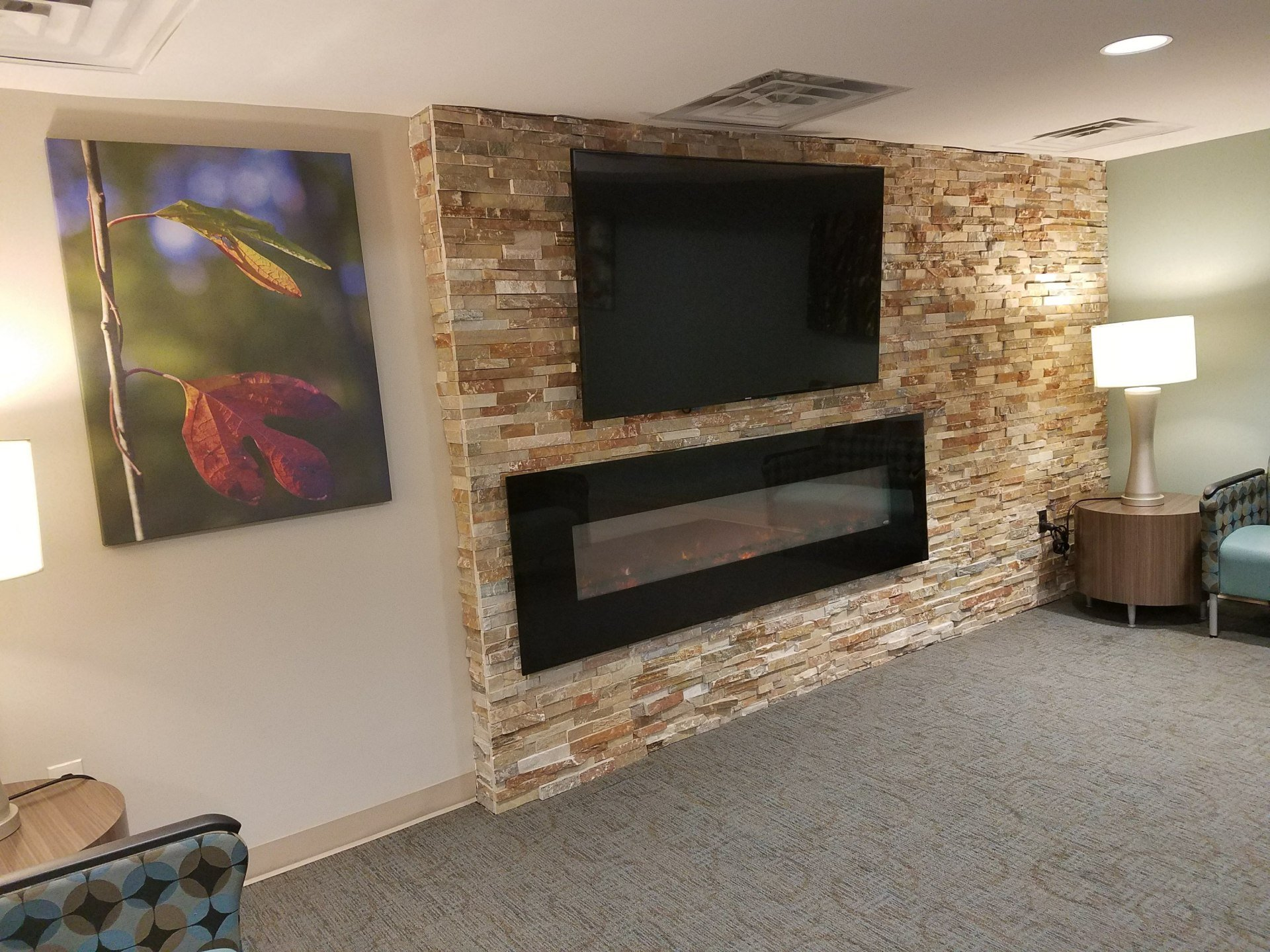Fireplace Tv Mount Tv Mounting Above Fireplace Professional Service Provider