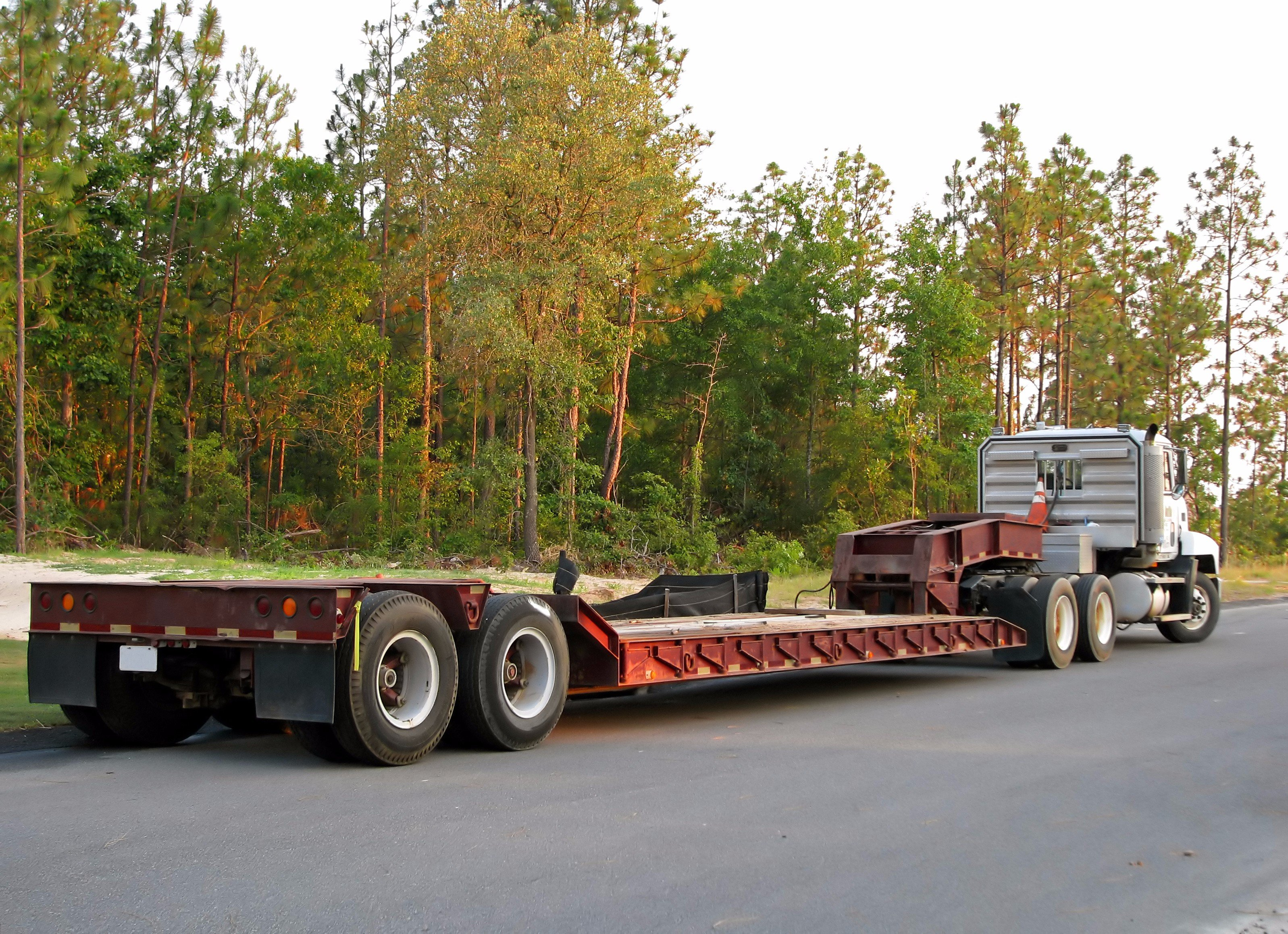 Career Trucking Flatbed Trucking Is A Challenging But Rewarding Career