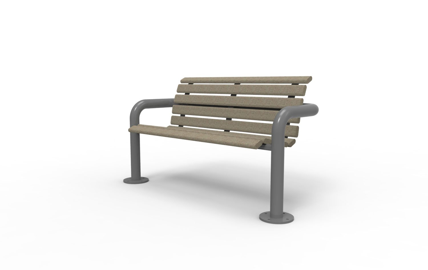 Industrial Benches For Sitting Backed Benches For Retail Commercial And Parks Green