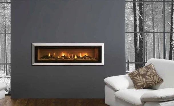 Contemporary Gas Fires In Basingstoke L Fireplaces Direct