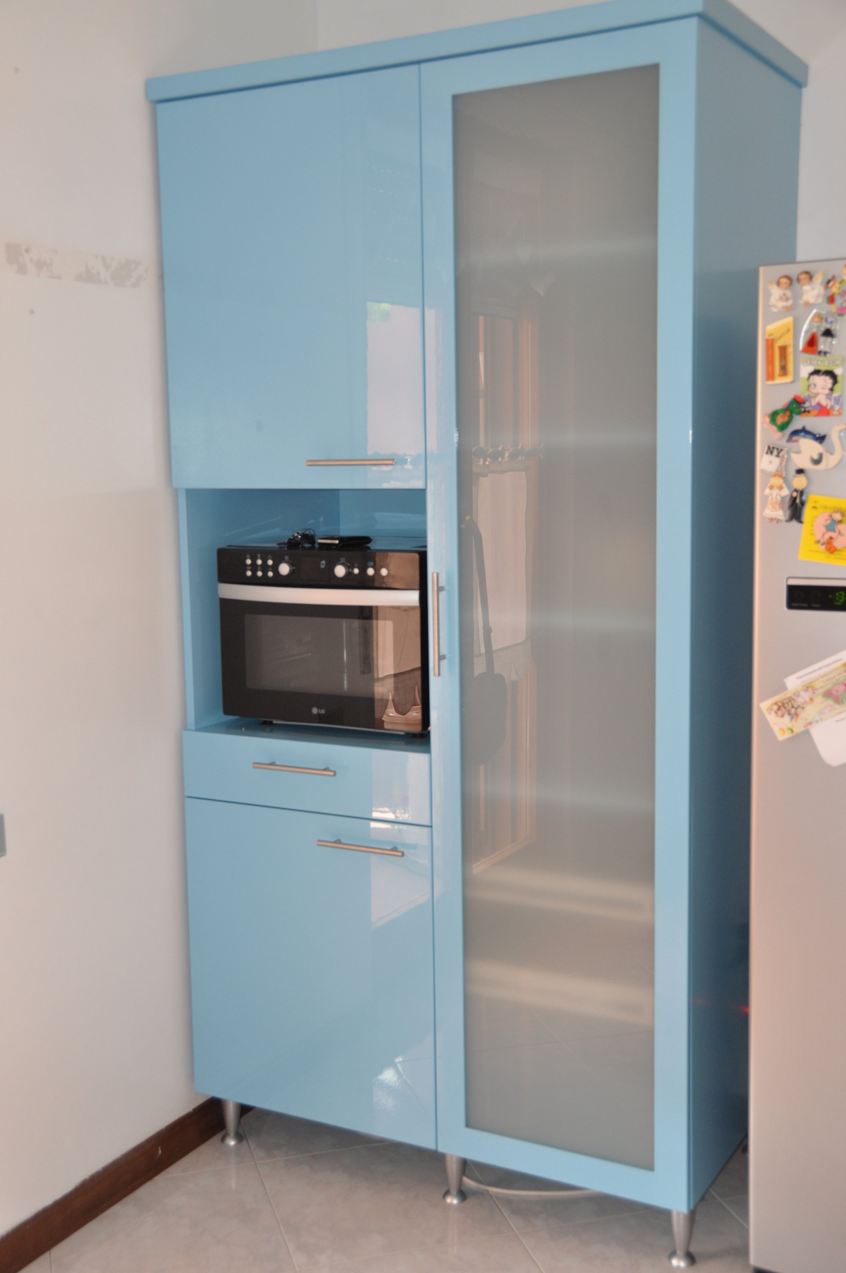 Mobile Cucina Per Microonde | Microonde Incasso Per Pensile Cucina ...