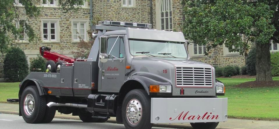 Car towing Thomasville, NC \u2013 Martin Towing  Recovery - morton's towing