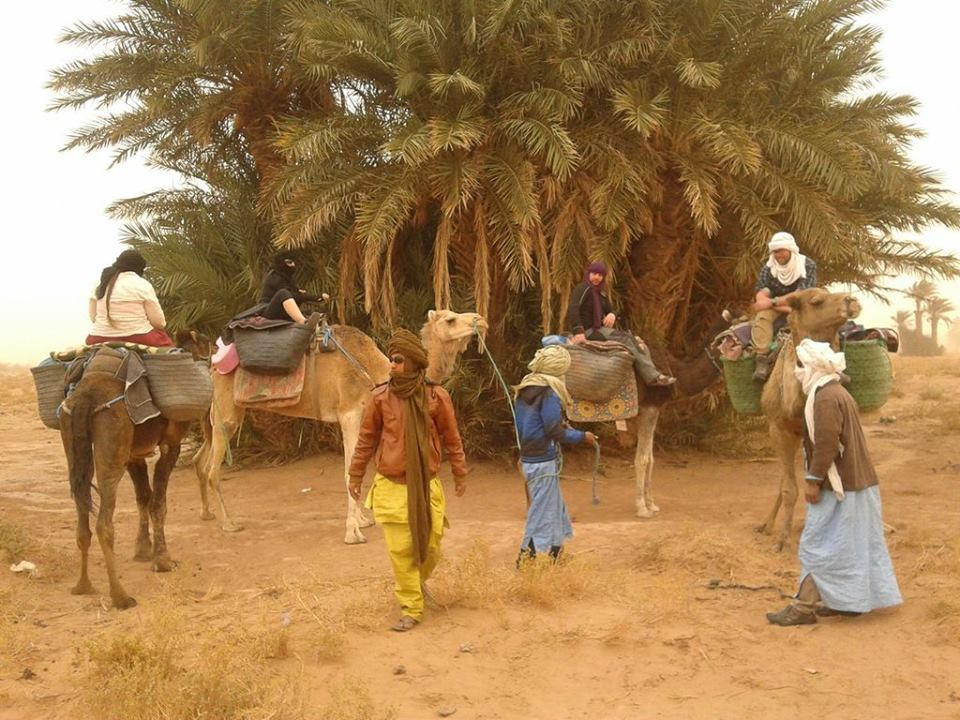 Marokko Surfcamp Bohotours Marokko - Tours From And In Mhamid - Desert Morocco