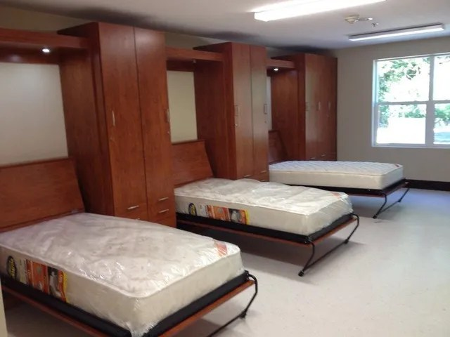 Custom Murphy Bed Wall Bed Combinations Maxwell39s