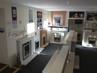 Contemporary fireplaces - Newfield Fireplaces, Stoke-on-Trent