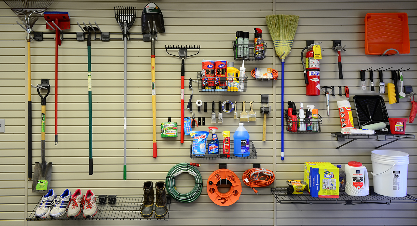 Accessories For Garage Handiwall Handiaccessories Discount Garage Accessories