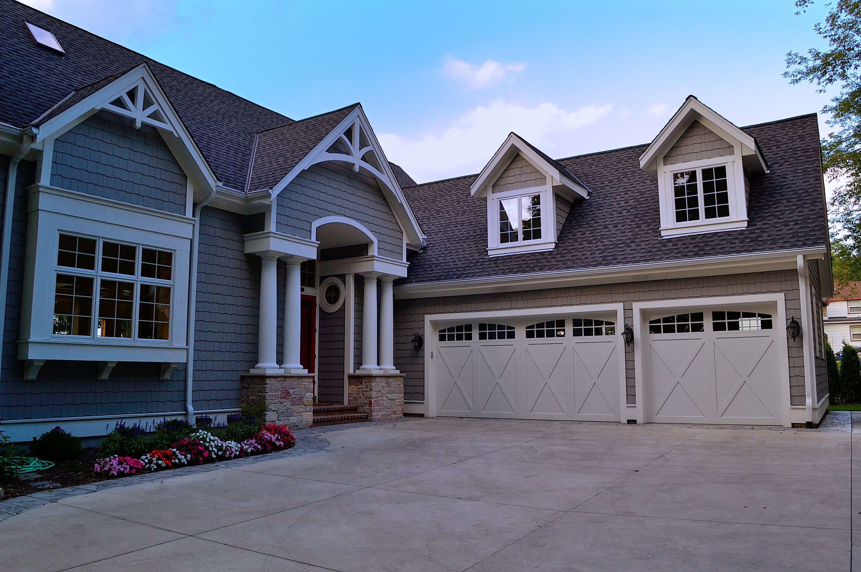 Garage Doors Knoxville Howe Overhead Doors Inc Residential Garage Doors