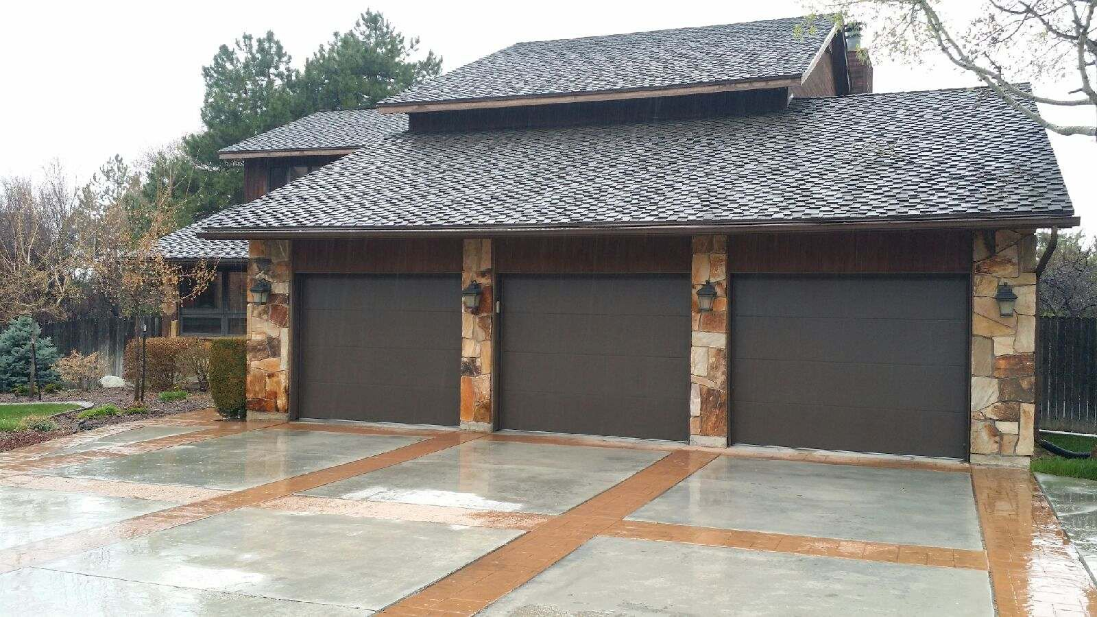 Garage Doors Knoxville New Garage Door Installation Knoxville Il Howe Overhead Doors Inc