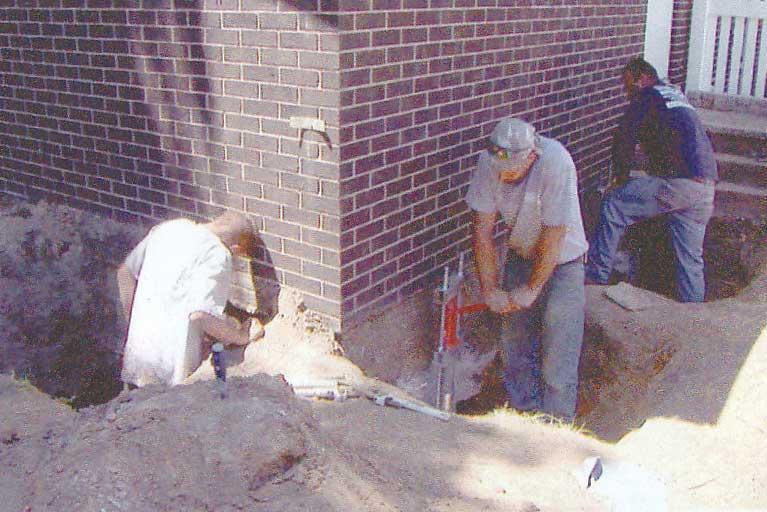 Bon Foundation Waterproofing Finish White Buffalo
