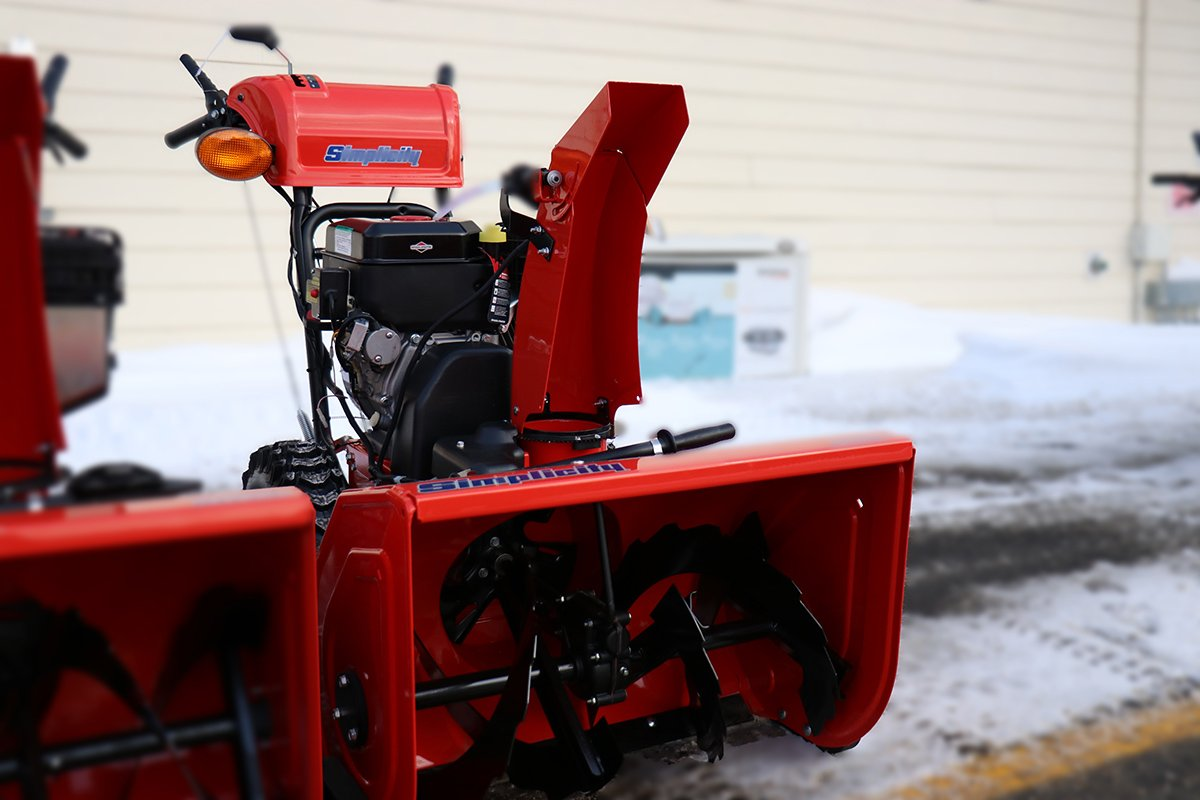 Used Snow Blowers Choosing The Right Snowblower