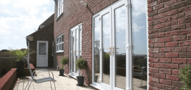 Patio French Doors Supplied And Fitted