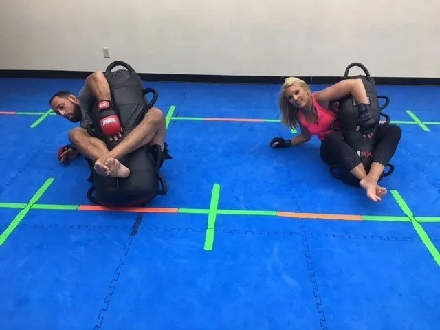 MMA Fitness Class Massapequa, NY Americanblackbelt