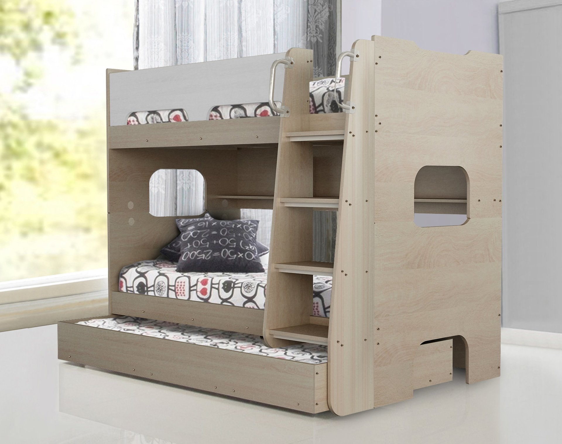 Single Mattress Adelaide Stylish Bunk Beds In Adelaide Dreamland