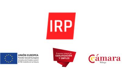 IRP Intralogística ha sido beneficiaria del Fondo Social Europeo