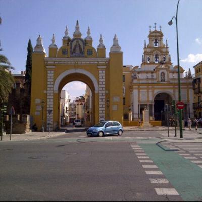Arco de La Macarena - San Gil - Sevilla, Andalucía