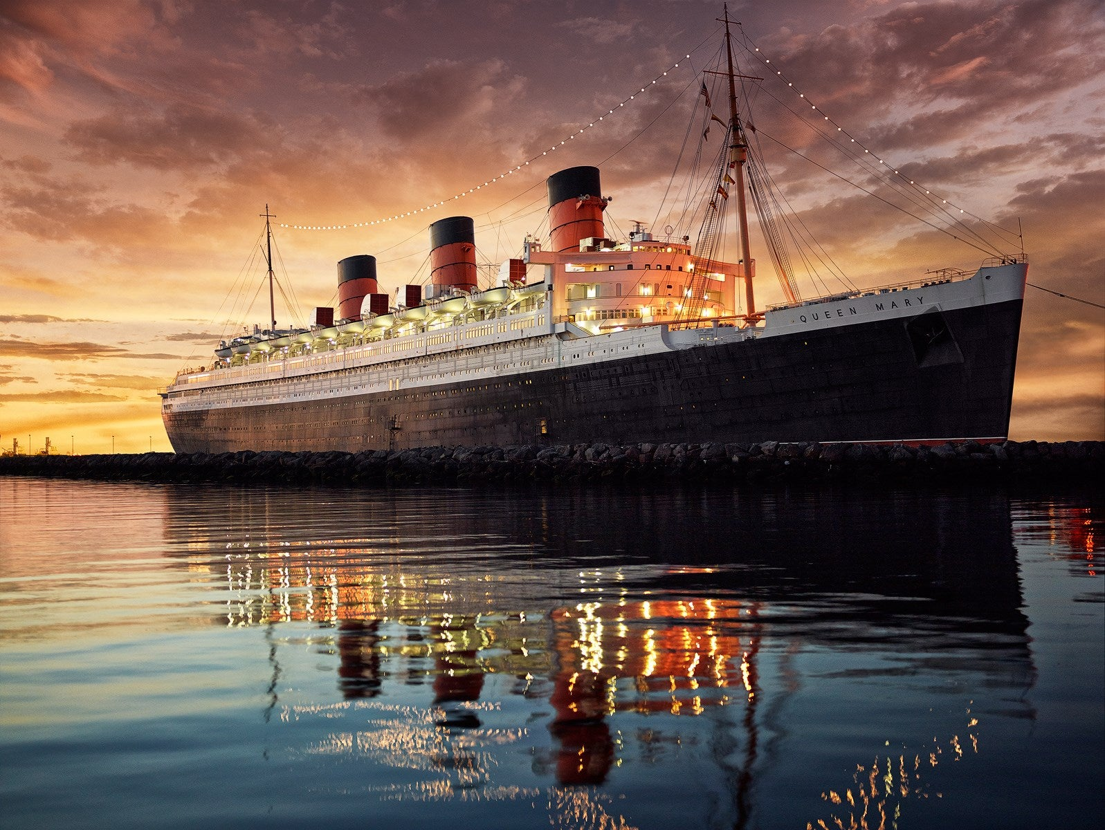 Denver Home Builders Queen Mary, Los Angeles: Tickets, Schedule, Seating Charts