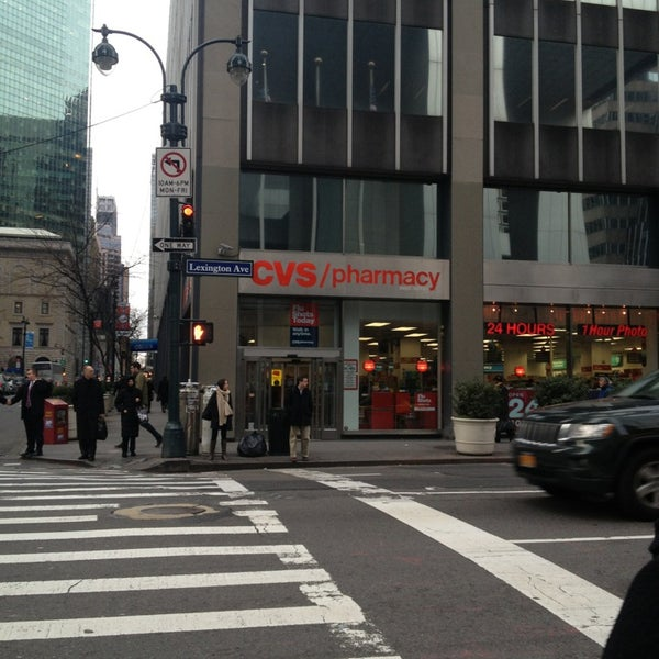cvs pharmacy new york