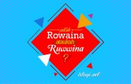 """ROWAINA"" ATAUKAH ""RUWWINA""?"