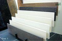 1300x300x18mm Full Body Granite Texture Porcelain Edging ...