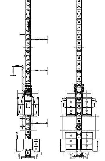elevator schematic