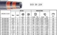 Wire Braid Hydraulic Hose Pipe R2 /2sn - Buy Wire Braid ...