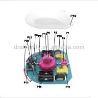 Self Assembly Electronics Education Diy Robot Vacuum Kit ...