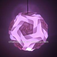 2014 New Design Iq Lamp Shade Puzzle Lamp Jigsaw Lamp ...