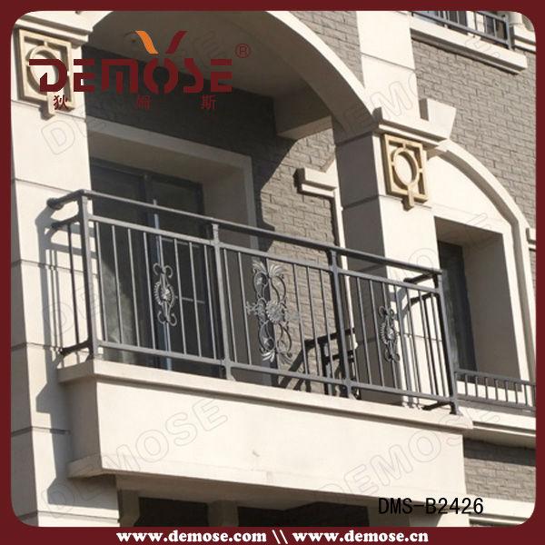 wrought iron balcony/window railing designs, View window