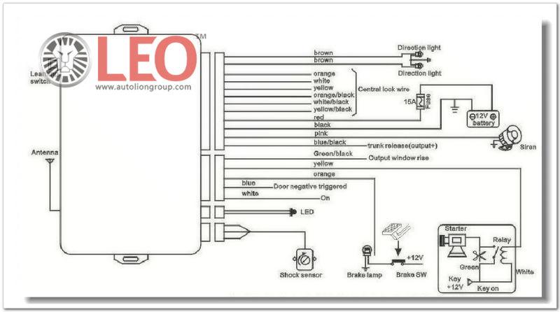 Car Alarm Arming Horn Beep Canceller - Schema-moteurviddyup