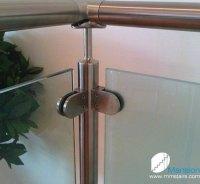 Outdoor Glass Balcony Railings - Buy Outdoor Glass ...