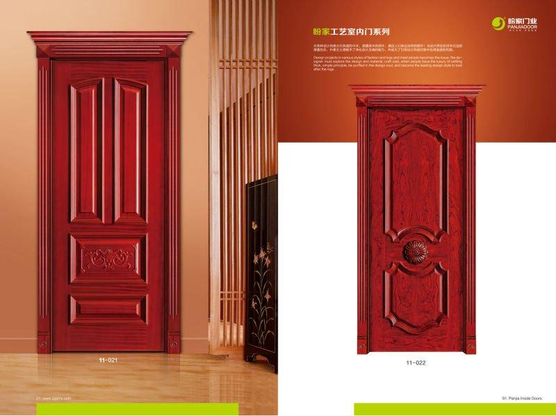 European Style Plywood Doors Design 11