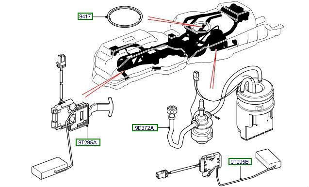 daewoo korando power distribution wiring and circuit diagram