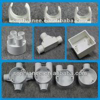 Hotsale White Plastic Electrical Conduit Pipe Pvc - Buy ...
