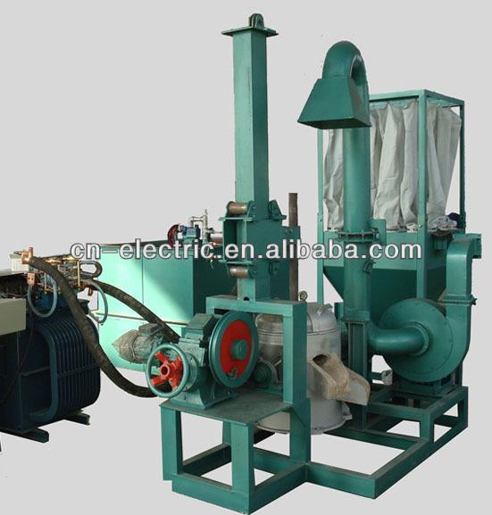 Mini Direct Current Electric Arc Furnace