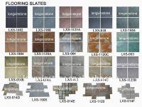 Outdoor Random Pattern Black Slate Flooring Tiles /walkway ...