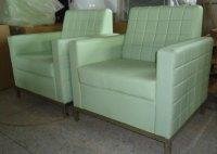 new waiting chairs for salon / salon waiting chair/ salon ...