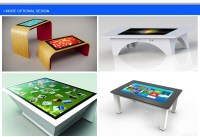 Ideum Platform 46 Coffee Table,Smart Touch Screen Kiosk