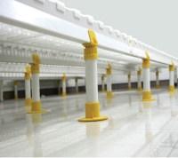 Huabo Plastic Poultry Slatted Flooring For Broiler Farm ...