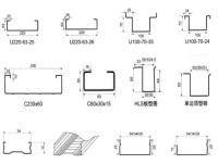 Hebei Ce Ceiling Grid Light Gauge Steel Frame Double Types ...